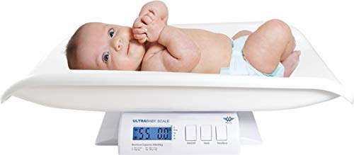 Babywaage Baby Waage digital von MyWeigh.
