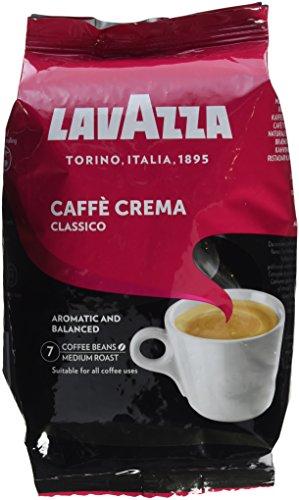 Lavazza Kaffeebohnen Caffè Crema Classico, 1er Pack (1 x 1 kg)