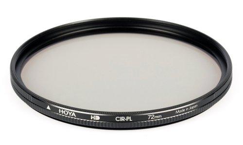 Hoya HD Polarisationsfilter Cirkular 72mm