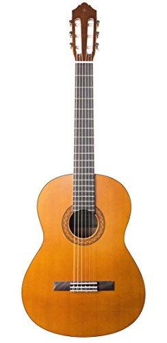 Yamaha C40II Konzertgitarre natur - Hochwertige Akustikgitarre für Einsteiger in klassischem Design - 4/4 Gitarre aus Holz