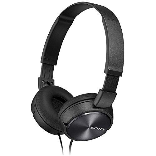 Sony MDR-ZX310W Lifestyle Kopfhörer schwarz