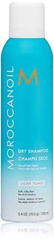 Moroccanoil Trockenshampoo für helles Haar, 205ml