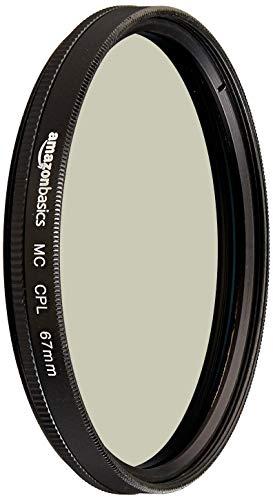 AmazonBasics Zirkularer Polarisationsfilter - 67mm