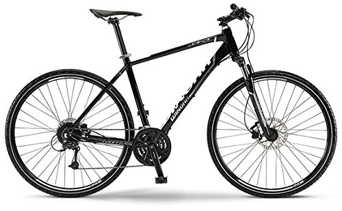 "Winora Crossbike Dakar 28"" schwarz/polish 2015 Herren 27-Gang Shimano Deore (Rahmenhöhe 51)"