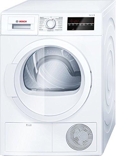 Bosch WTG86400 Serie 6 Kondensationstrockner / Energieeffizienz B / 561 kWh/Jahr / 8 kg / AutoDry / Easy Clean Filter