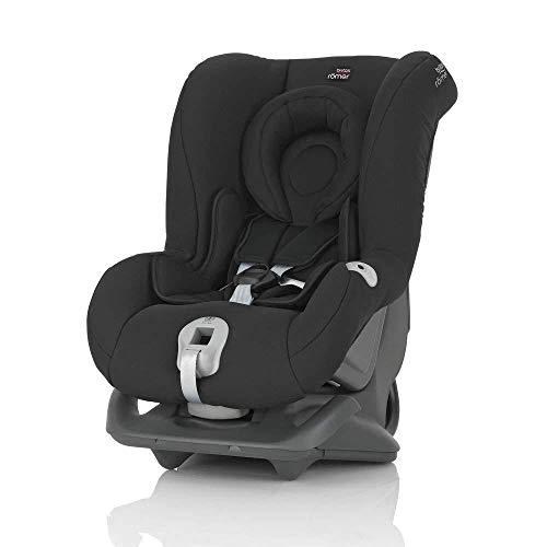 Britax Römer Kindersitz Geburt - 18 kg, FIRST CLASS PLUS Autositz Gruppe 0+/1, cosmos black
