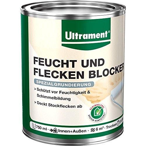 Ultrament Feucht und Flecken Blocker, weiß, 750ml