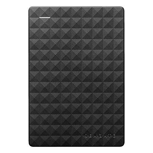 Seagate Expansion Portable, tragbare externe Festplatte, 4 TB, 2.5 Zoll, USB 3.0, PC, Xbox, PS4, ModelNr.: STEA4000400