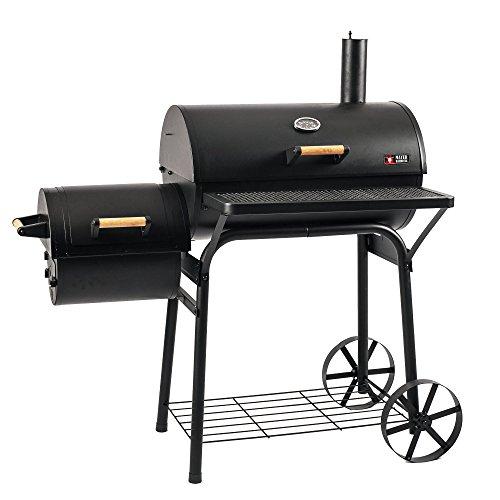 Mayer Barbecue RAUCHA Smoker MS-200 Pro