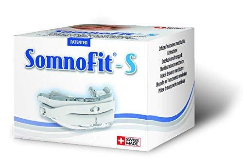 Schnarchstopper Somnofit-S - Anti-Schnarchschiene (SomniShop-Set mit Ratgeber)