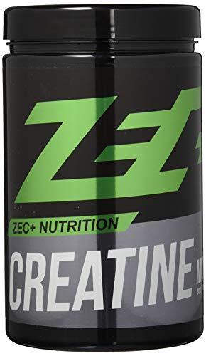 ZEC+ Creatin Monohydrat Pulver - 500 g reines Kreatinpulver geschmacksneutral, Kreatin Pulver für intensives Krafttraining & Bodybuilding, MADE IN GERMANY