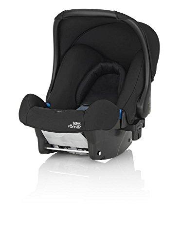 Britax Römer Babyschale 12 - 15 Monate I 0 - 13 kg I BABY-SAFE Autositz Gruppe 0+ I Cosmos Black