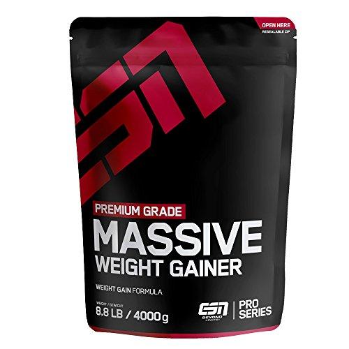 ESN Massive Weight Gainer, Chocolate Cream, 4kg