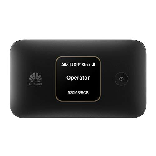 Huawei Router E5785 mobiler LTE Hotspot bk, schwarz