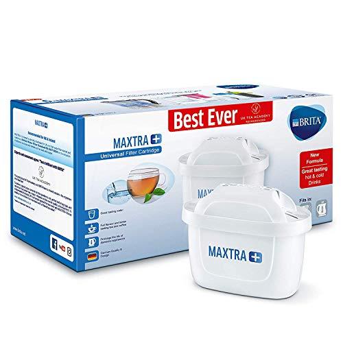 BRITA Maxtra+ Wasserfilter-Kartuschen, Weiß, Plastik, weiß, 6 Stück