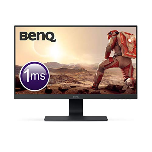 BenQ GL2580HM 62,23 cm (24,5 Zoll) Full HD LED Gaming Monitor (HDMI, Eye-Care, 1080p, 1ms Reaktionszeit)