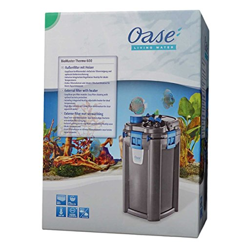 Oase Aquarium Aussenfilter BioMaster Thermo 600