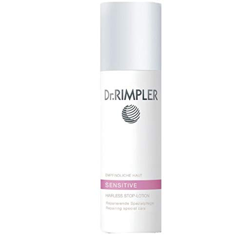 "Dr. Rimpler Creme gegen Haarwuchs"" Sensitive Hairless Stop"" I hemmt den Haarwuchs im Gesicht I Enthaarungscreme gegen Damenbart, langanhaltend 200ml"
