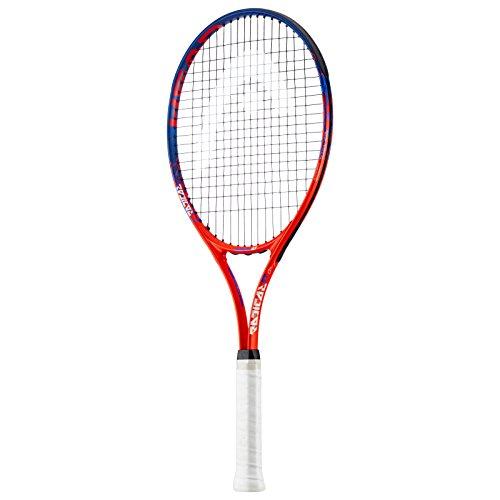 HEAD Radical 27 Tennisschläger, orange/blau, 3