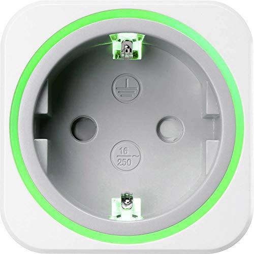 VOLTCRAFT SEM6000 Energiekosten-Messgerät Bluetooth®-Schnittstelle, Datenexport, Datenloggerfunktion, TRMS, Stromtarif e