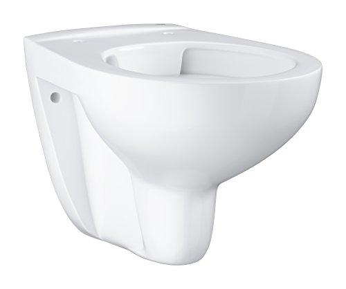 Grohe Bau Ceramic, Bad Keramik - WC, Tiefspül, Spülrandlos, 39427000