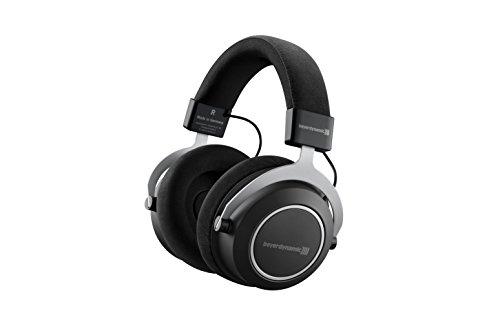 beyerdynamic Amiron wireless Over-Ear-Kopfhörer mit Klang-Personalisierung. 30 Stunden Akkulaufzeit, Bluetooth kabellos, MIY App, Mikrofon