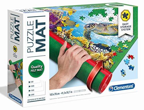 Clementoni 30229 Puzzlematte für Puzzle bis zu 2.000 Teile