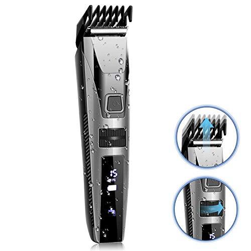 Haarschneider KYG Elektrische Haarschneidemaschine Profi Haartrimmer BartschneiderfürHerren und Kinder