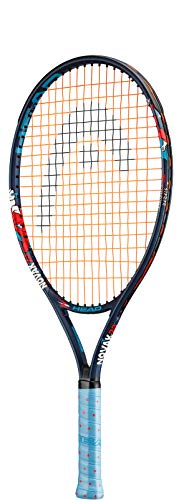 HEAD Kinder Novak 23 Tennisschläger, blau