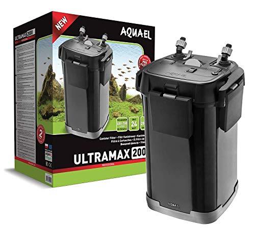 Aquael Außenfilter ULTRAMAX 2000 Aquariumfilter Aquarienfilter