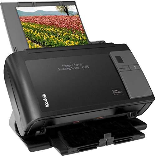 FOTOSCANNER MIETEN 1 Woche, Kodak PS50, Fotos digitalisieren, 50 Bilder/Min, 1200 DPI (NUR für Windows)