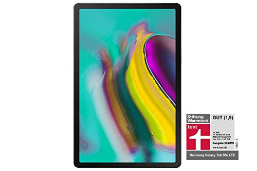 Samsung Galaxy Tab S5e T725 (10,5 Zoll) LTE Black DE Version