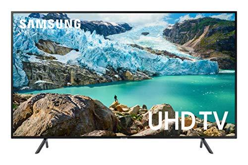 Samsung RU7179 138 cm (55 Zoll) LED Fernseher  (Ultra HD, HDR, Triple Tuner, Smart TV) [Modelljahr 2019]