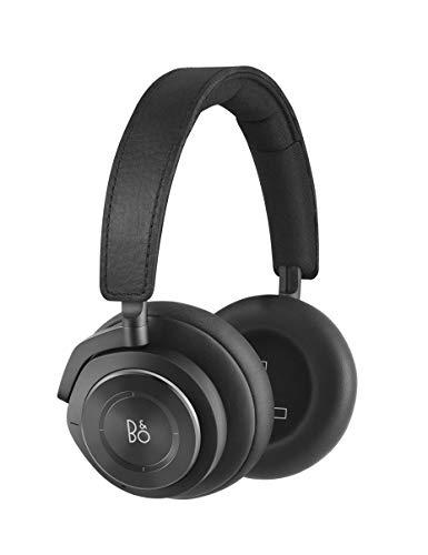 Bang & Olufsen Beoplay H9 (3. Generation) Kabelloser Bluetooth Over-Ear-Kopfhörer - Active Noise Cancellation, Transparenzmodus, Voice Assistant und Mikrofon, Matte Black