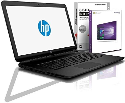 HP (15,6 Zoll) Notebook (Intel N4000, 2.6 GHz, 8GB DDR4, 256GB SSD, Radeon R4, HDMI, Webcam, Bluetooth, USB 3.0, WLAN, MS Office, Windows 10 Prof. 64 Bit) #6102
