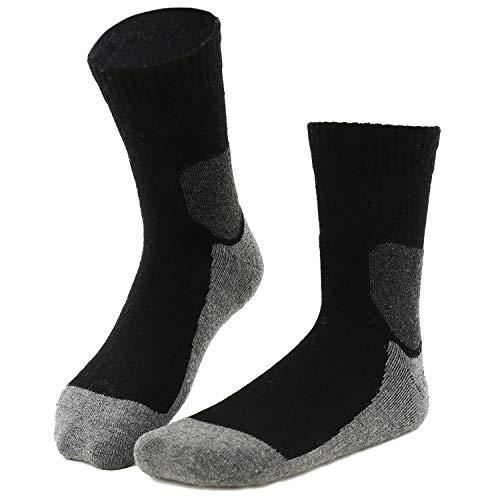 gipfelsport Wandersocken aus Merino Wolle - Socken für Outdoor, Trekking I Trekkingsocken für Damen, Herren und Kinder