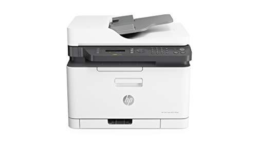 HP Color Laser 179fwn Multifunktions-Farblaserdrucker (Drucker, Scanner, Kopierer, Fax, WLAN, Airprint)