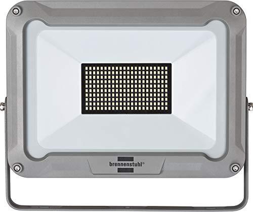 Brennenstuhl LED Strahler JARO 13000 / LED-Leuchte für außen (LED-Außenstrahler zur Wandmontage, LED-Fluter 150W aus Aluminium, IP65) silber