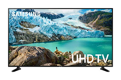 Samsung RU7099 163 cm (65 Zoll) LED Fernseher (Ultra HD, HDR, Triple Tuner, Smart TV)  [Modelljahr 2019]