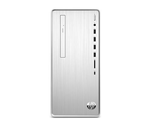 HP Pavilion TP01-0009ng Desktop (Intel Core i7-9700F, 16GB DDR4 RAM, 1TB HDD, 512GB SSD, Nvidia GeForce GT 1030 2GB GDDR5, Windows 10 Home) silber