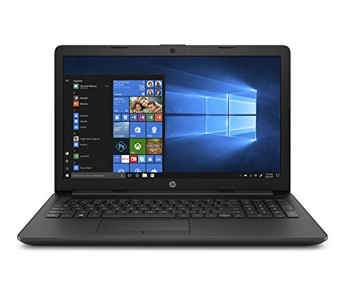 HP 15-db1008ng 41,09 cm (15,6 Zoll / Full HD) Laptop (AMD Ryzen 5 3500U, 8GB DDR4 RAM, 256GB SSD, AMD Radeon Vega Grafik, Windows 10 Home) schwarz