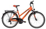 Kinder Fahrrad 26 Zoll Mädchen orange - Pegasus Avanti - 21 Gänge