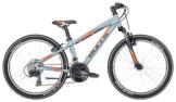 Kinderfahrrad 24 Zoll grau matt - Bulls Tokee Mountainbike - Shimano Schaltung