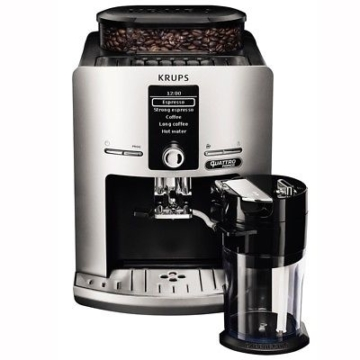 Krups Latt Espress Quattro Force EA82FE Kaffeevollautomat One-Touch Funktion Aus